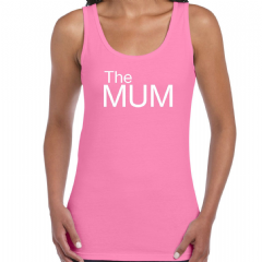 The MUM Ladies Tank Top Vest